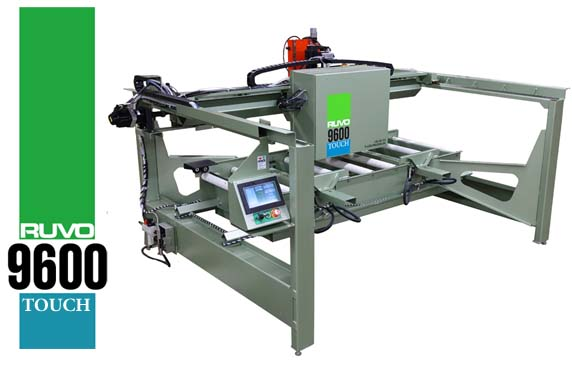 RUVO 9600 Door Lite Cutter